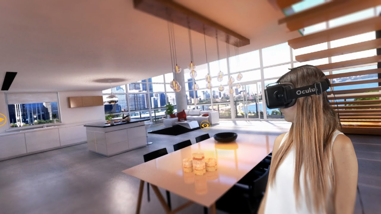 Top 5 Best Uses of Virtual Reality in the Real Estate Industry