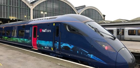 Engage in Free Virtual Tour Before Booking a Ticket in Hull Trains